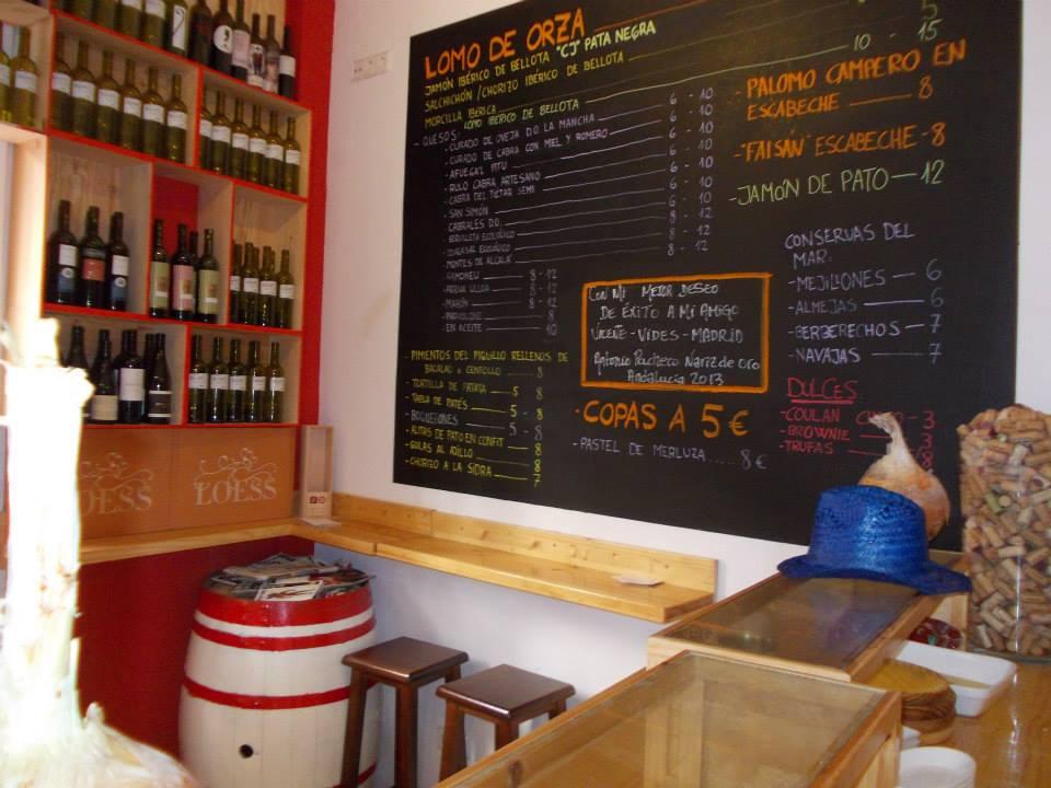 Vinoteca vides ib ricos vinos y mucho m s madrid es gato - Como montar una vinoteca ...